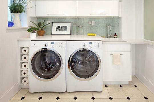 4 modi per ottenere il risparmio dell'utilità della lavanderia